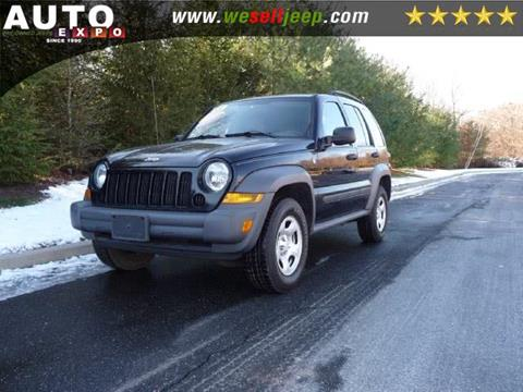 2006 Jeep Liberty for sale in Huntington, NY