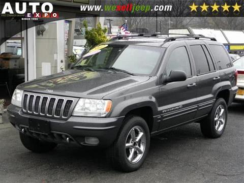 2002 Jeep Grand Cherokee for sale in Huntington, NY