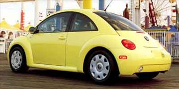 2001 Volkswagen New Beetle for sale in Huntington, NY