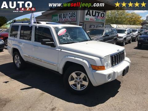 2007 Jeep Commander for sale in Huntington, NY