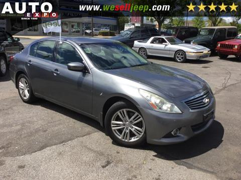 2010 Infiniti G37 Sedan for sale in Huntington, NY