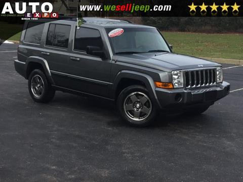 jeep commander for sale in huntington ny. Black Bedroom Furniture Sets. Home Design Ideas
