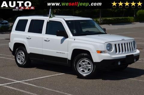 2012 Jeep Patriot for sale in Huntington, NY