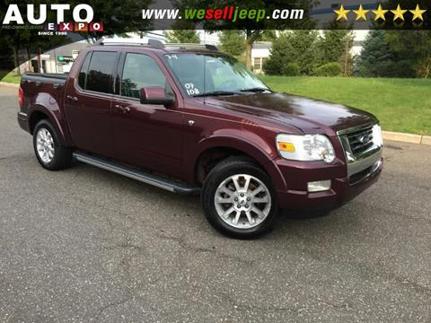 2007 Ford Explorer Sport Trac for sale in Huntington, NY