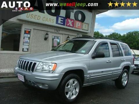 2002 Jeep Grand Cherokee for sale in Huntington, NY