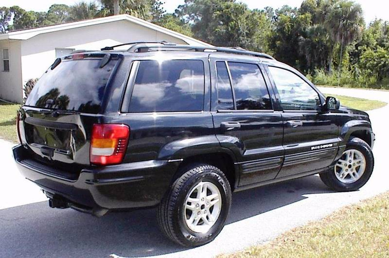 2004 jeep grand cherokee 4dr special edition 4wd suv in vero beach fl jm auto sales. Black Bedroom Furniture Sets. Home Design Ideas