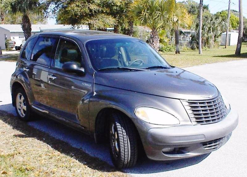2001 chrysler pt cruiser limited edition 4dr wagon in vero. Black Bedroom Furniture Sets. Home Design Ideas