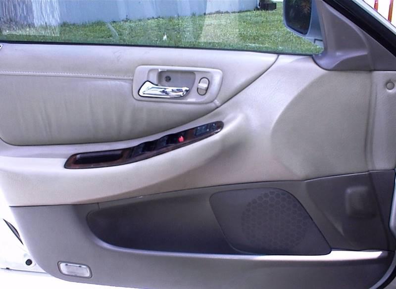 1999 Honda Accord EX V6 4dr Sedan - Vero Beach FL