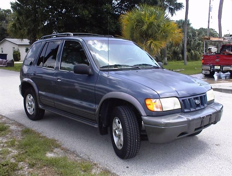 2002 Kia Sportage 2WD 4dr SUV - Vero Beach FL