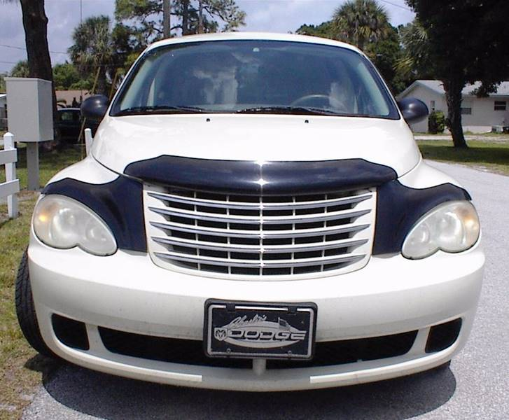 2006 chrysler pt cruiser touring 4dr wagon w side airbags in vero beach fl jm auto sales. Black Bedroom Furniture Sets. Home Design Ideas