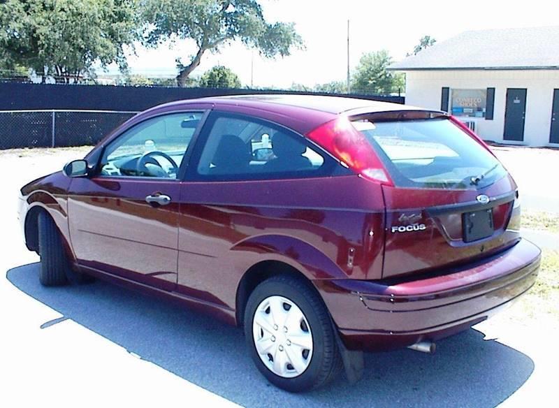 2007 ford focus zx3 s 2dr hatchback in vero beach fl jm auto sales. Black Bedroom Furniture Sets. Home Design Ideas