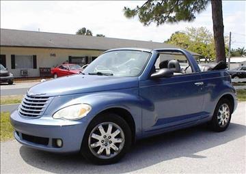 2006 Chrysler PT Cruiser for sale in Vero Beach, FL