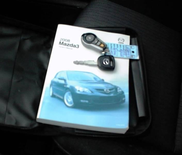 2008 Mazda MAZDA3 i Sport 4dr Sedan 5M - Vero Beach FL