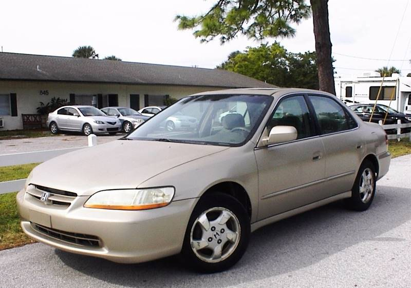 2000 Honda Accord EX 4dr Sedan - Vero Beach FL