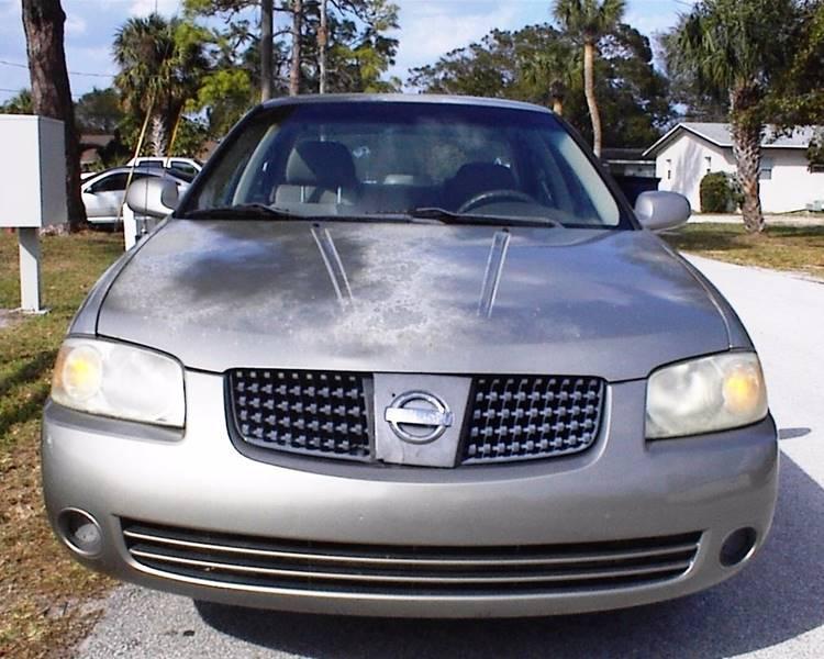 2004 Nissan Sentra 1.8 4dr Sedan - Vero Beach FL