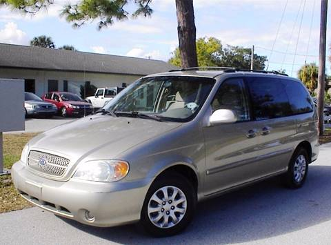 2005 Kia Sedona for sale in Vero Beach, FL