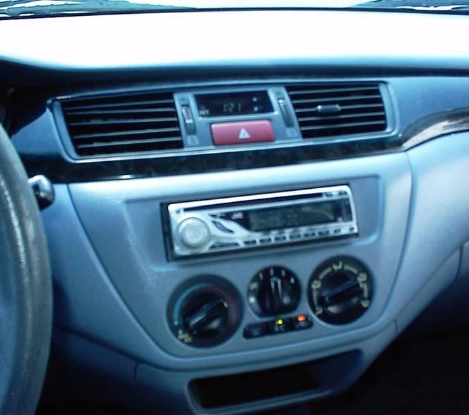 2002 Mitsubishi Lancer ES 4dr Sedan - Vero Beach FL