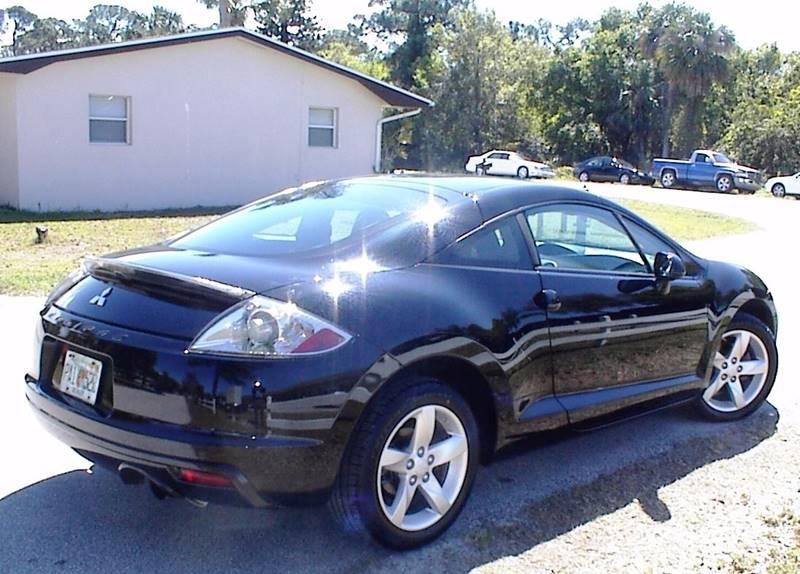 2009 Mitsubishi Eclipse GS 2dr Hatchback - Vero Beach FL