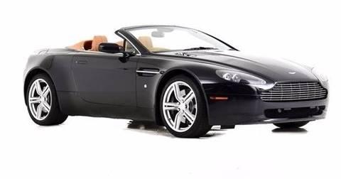 2009 Aston Martin V8 Vantage for sale in Tyler, TX