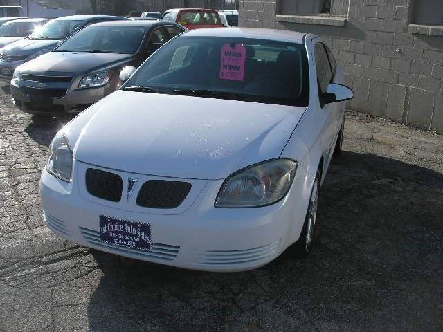 2008 Pontiac G5 2dr Coupe - Green Bay WI