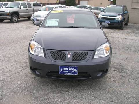 2008 Pontiac G5 for sale in Green Bay, WI