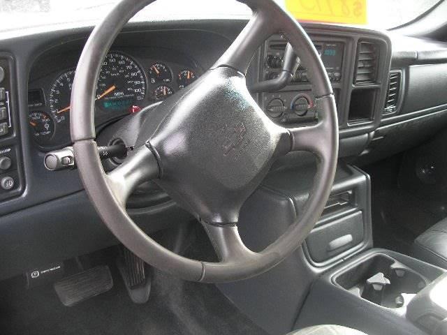 2002 Chevrolet Silverado 1500HD 4dr Crew Cab LT 4WD SB - Green Bay WI