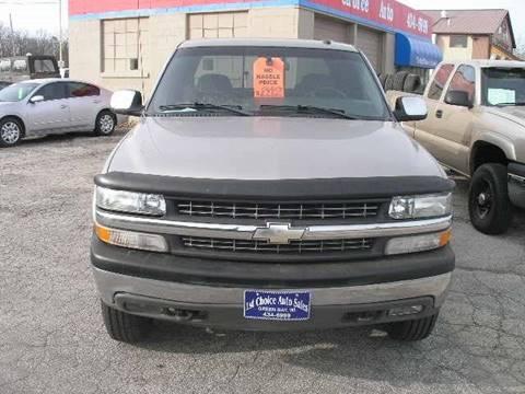 2002 Chevrolet Silverado 1500HD for sale in Green Bay, WI