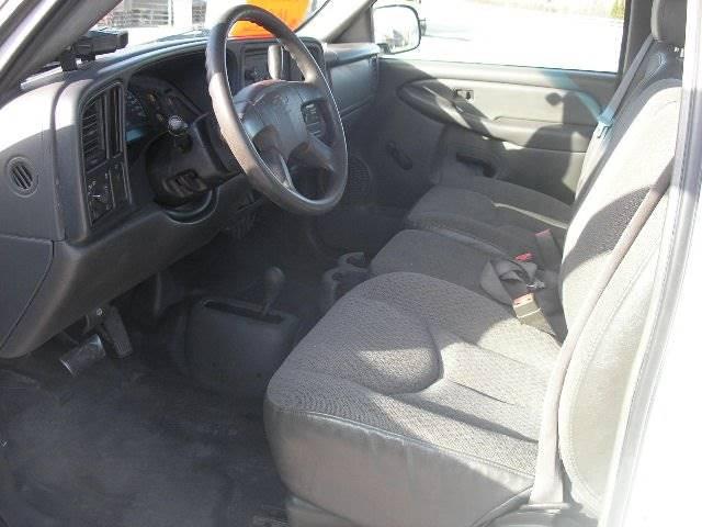 2003 Chevrolet Silverado 2500HD 2dr Regular Cab Work Truck 4WD LB - Green Bay WI