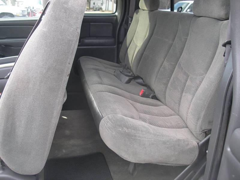 2005 Chevrolet Silverado 1500 4dr Extended Cab Z71 4WD SB - Green Bay WI