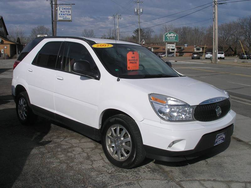 2007 Buick Rendezvous CX 4dr SUV - Green Bay WI