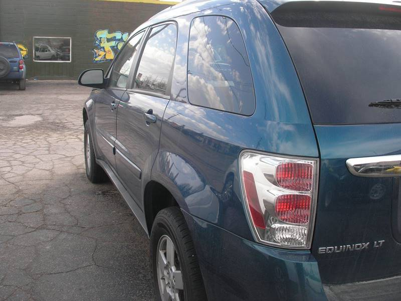 2007 Chevrolet Equinox AWD LT 4dr SUV - Green Bay WI