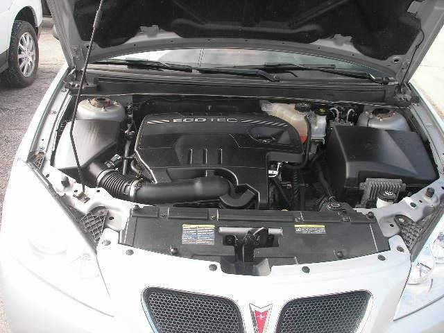 2009 Pontiac G6 4dr Sedan w/1SA - Green Bay WI