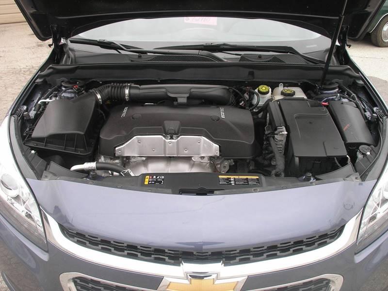 2014 Chevrolet Malibu LT 4dr Sedan w/1LT - Green Bay WI