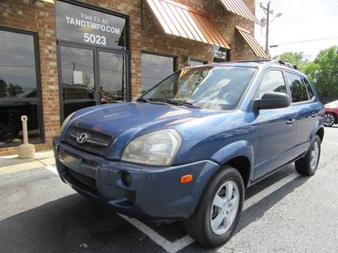 2006 Hyundai Tucson for sale in Pearl, MS