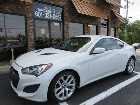 2013 Hyundai Genesis Coupe for sale in Pearl, MS