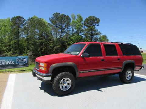 1996 GMC Suburban for sale in Pearl, MS