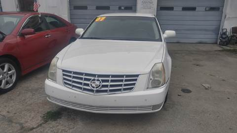 2007 Cadillac DTS for sale in Clarksville, TN