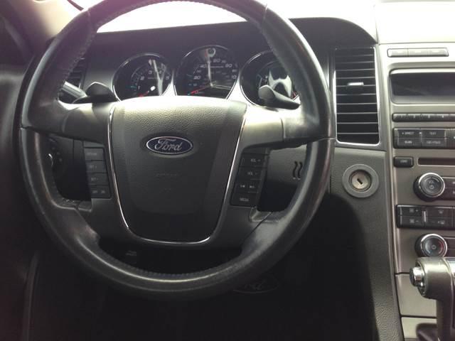 2010 ford taurus sel 4dr sedan in clarksville tn - american eagle
