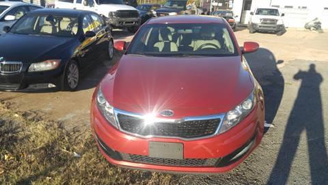 2012 Kia Optima for sale in Clarksville, TN