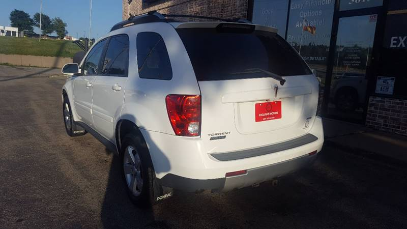 2006 pontiac torrent awd 4dr suv in omaha ne exclusive