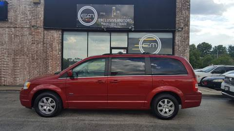 2008 Chrysler Town and Country for sale in Omaha, NE