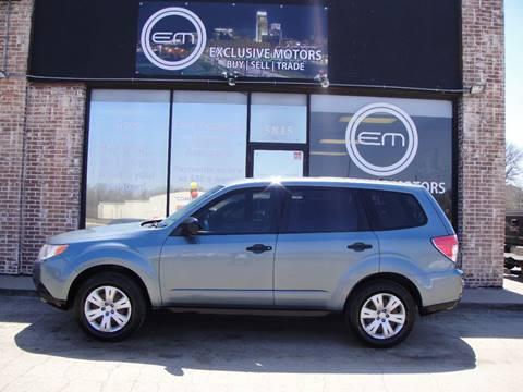 2009 Subaru Forester for sale in Omaha, NE