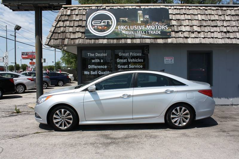 2014 Hyundai Sonata Limited 4dr Sedan In Omaha Ne