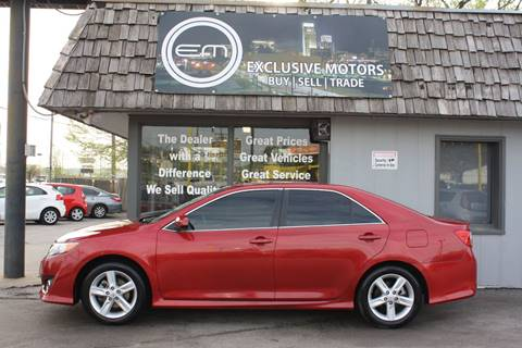 2014 Toyota Camry for sale in Omaha, NE