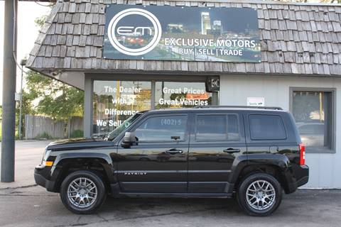 Jeep Used Cars For Sale Omaha Exclusive Motors