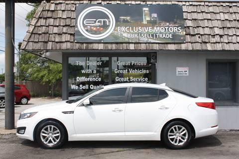 2012 Kia Optima for sale in Omaha, NE