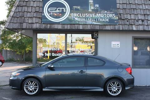 Scion Used Cars For Sale Omaha Exclusive Motors