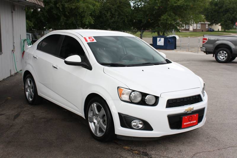 2015 Chevrolet Sonic LTZ Auto 4dr Sedan In Omaha NE