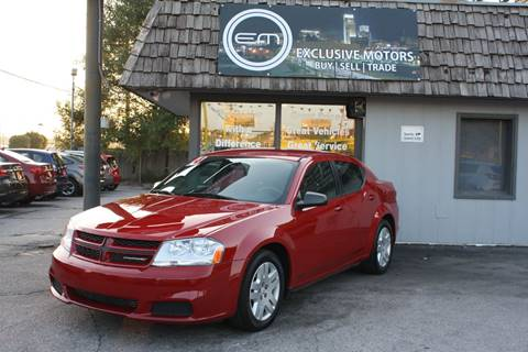 2014 Dodge Avenger for sale in Omaha, NE