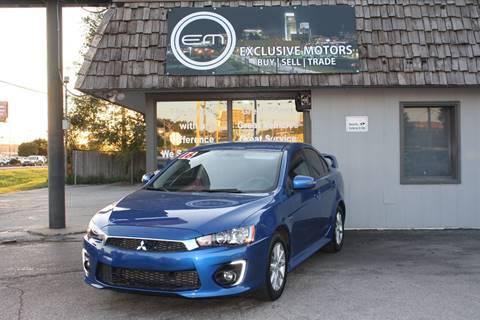 2016 Mitsubishi Lancer for sale in Omaha, NE